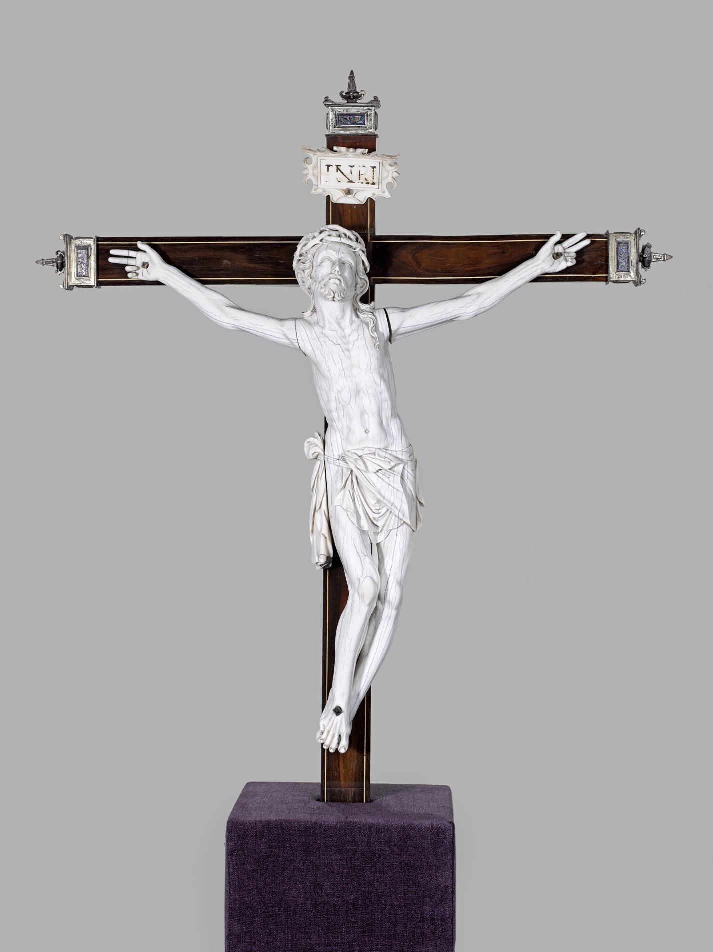 Cristo Crucificado (2020) - Anónimo