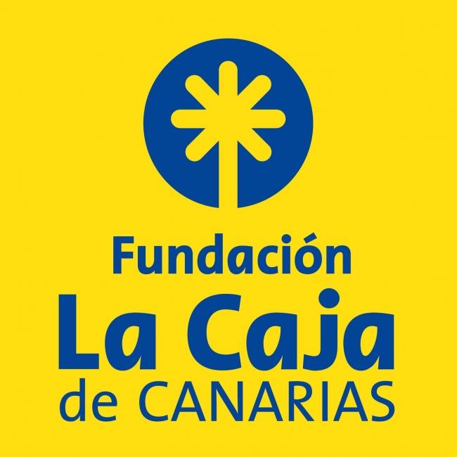 Logotipo. Cortesía de la Fundación La Caja de Canarias