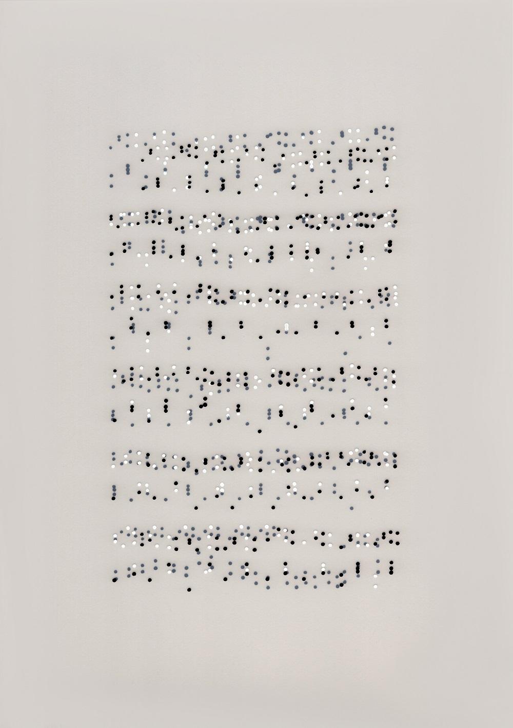 Neuma nº 25 (Chopin, Étude op.25 nº9) (2016) - Ana Perez Ventura