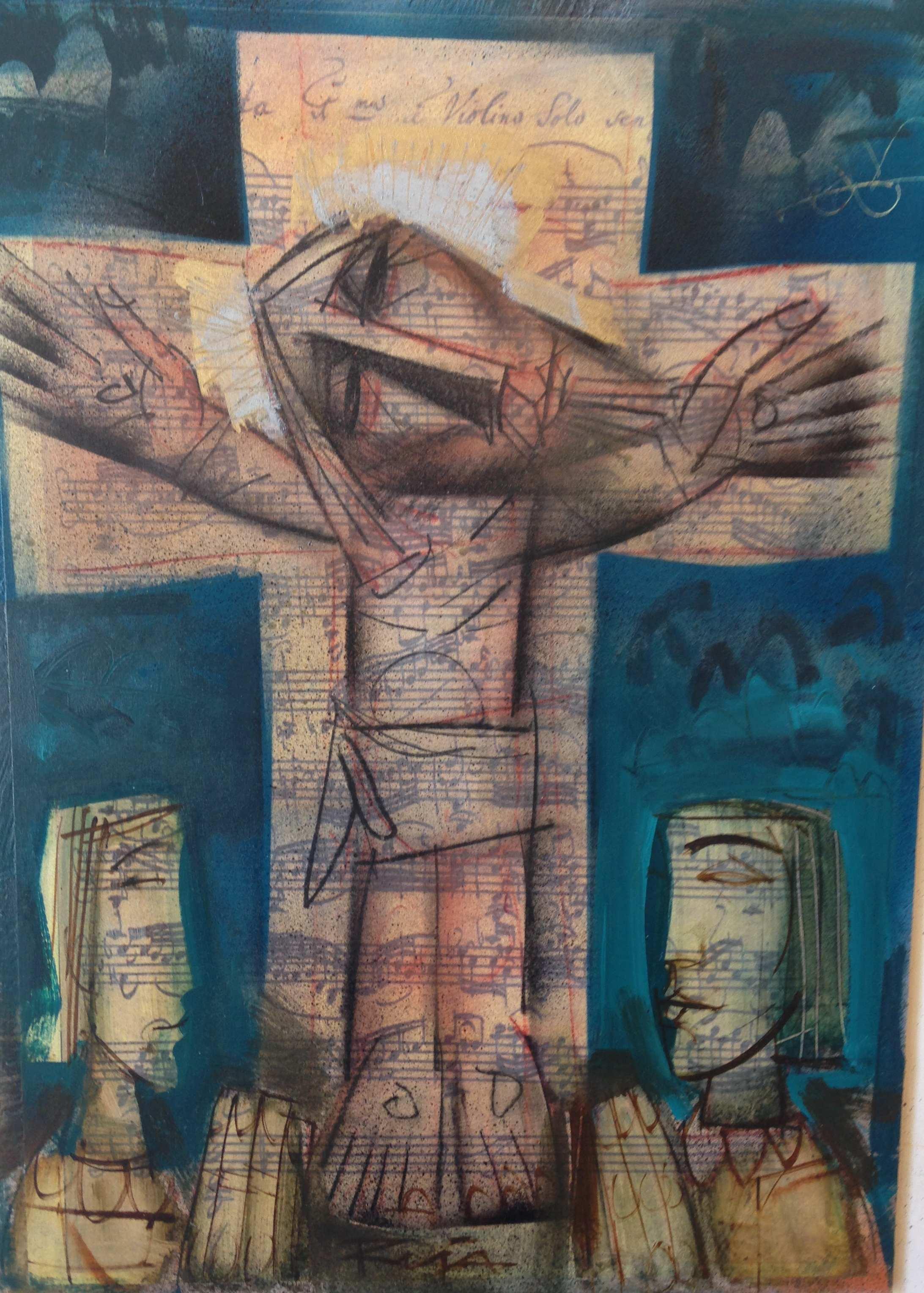 Santo Cristo (2016) - Álvaro Reja Expósito
