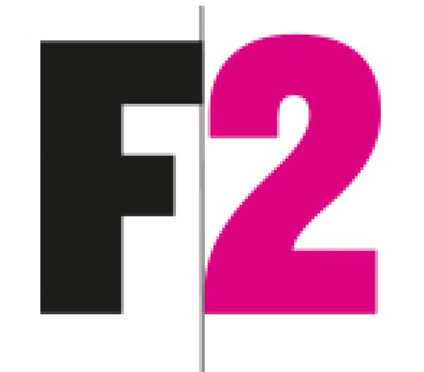 Logo de F2