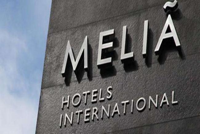 Logotipo. Cortesía de Meliá Hotels International