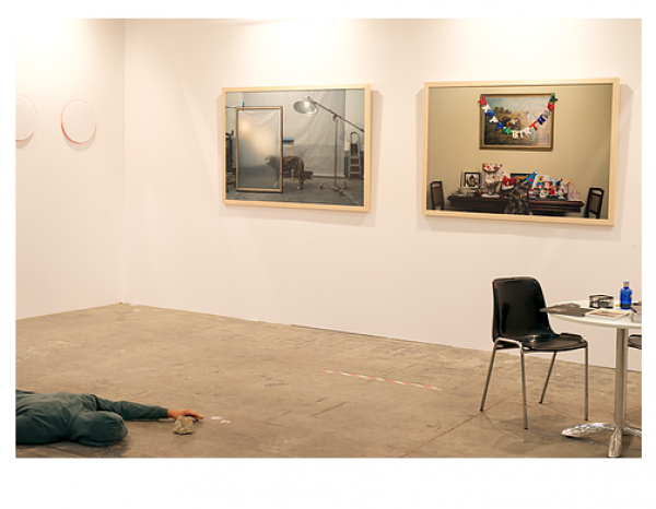 3K ART, Swab Barcelona 2015
