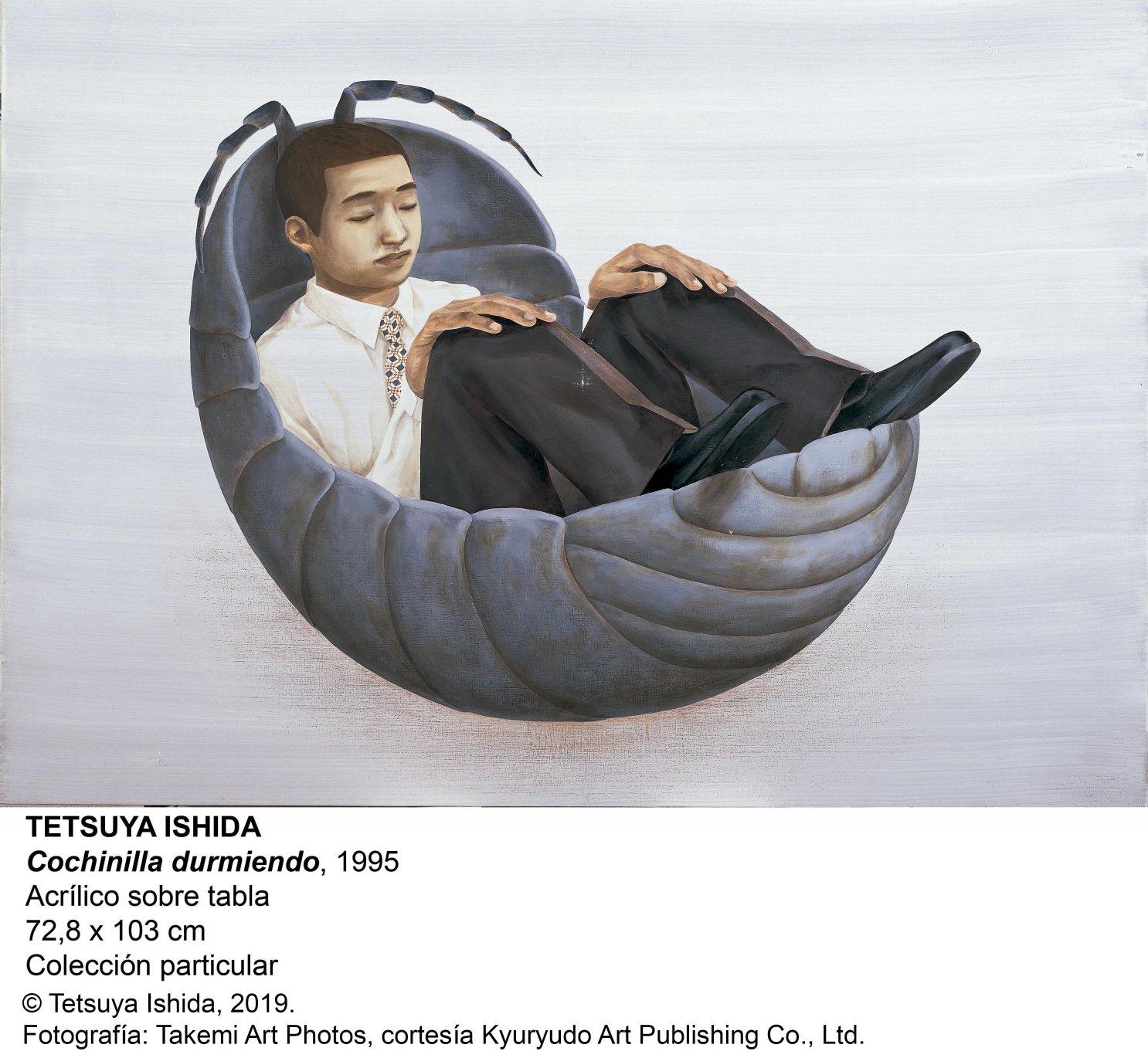 Cochinilla durmiendo (1995) - Tetsuya Ishida