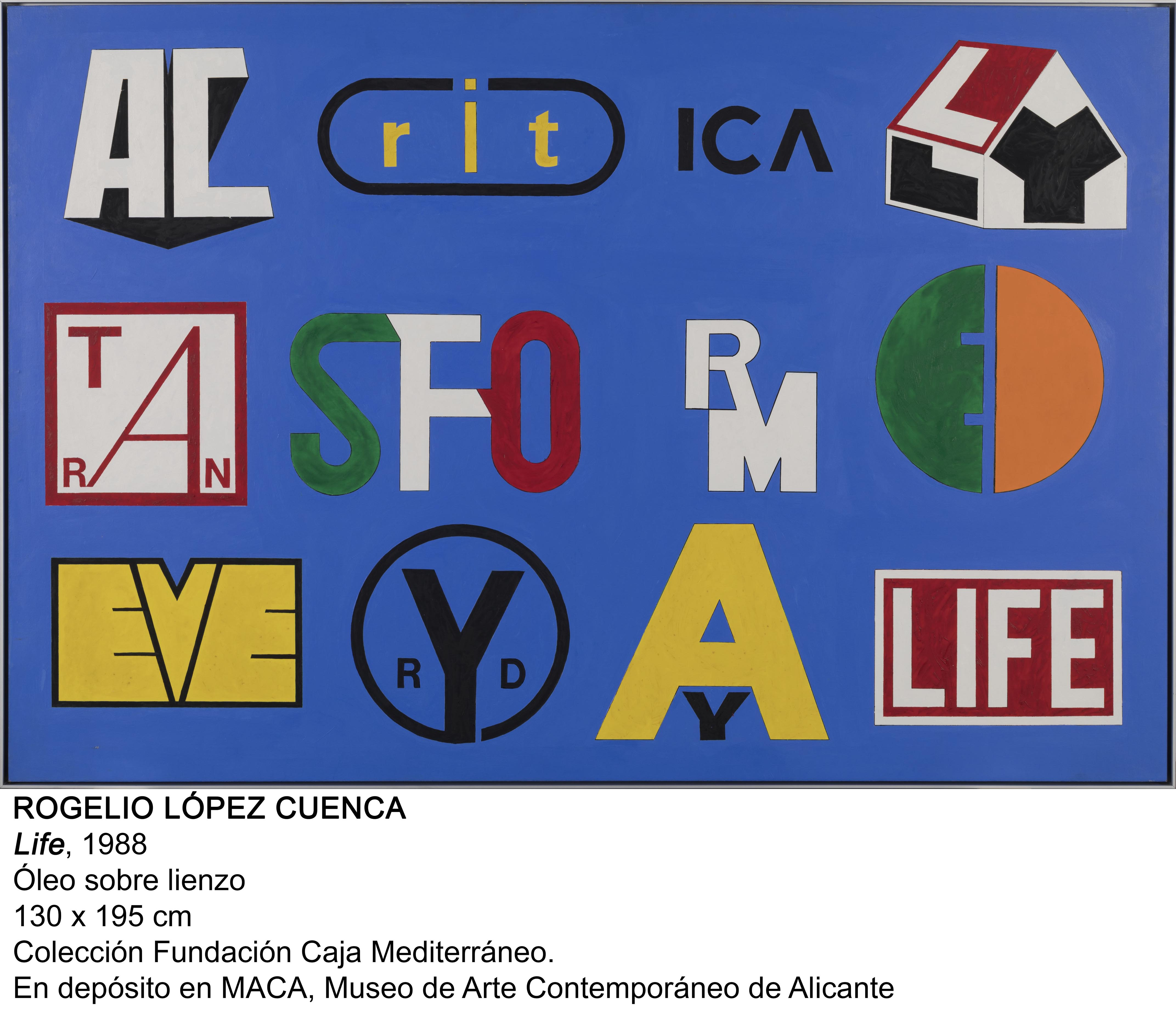 Life (1988) - Rogelio López Cuenca
