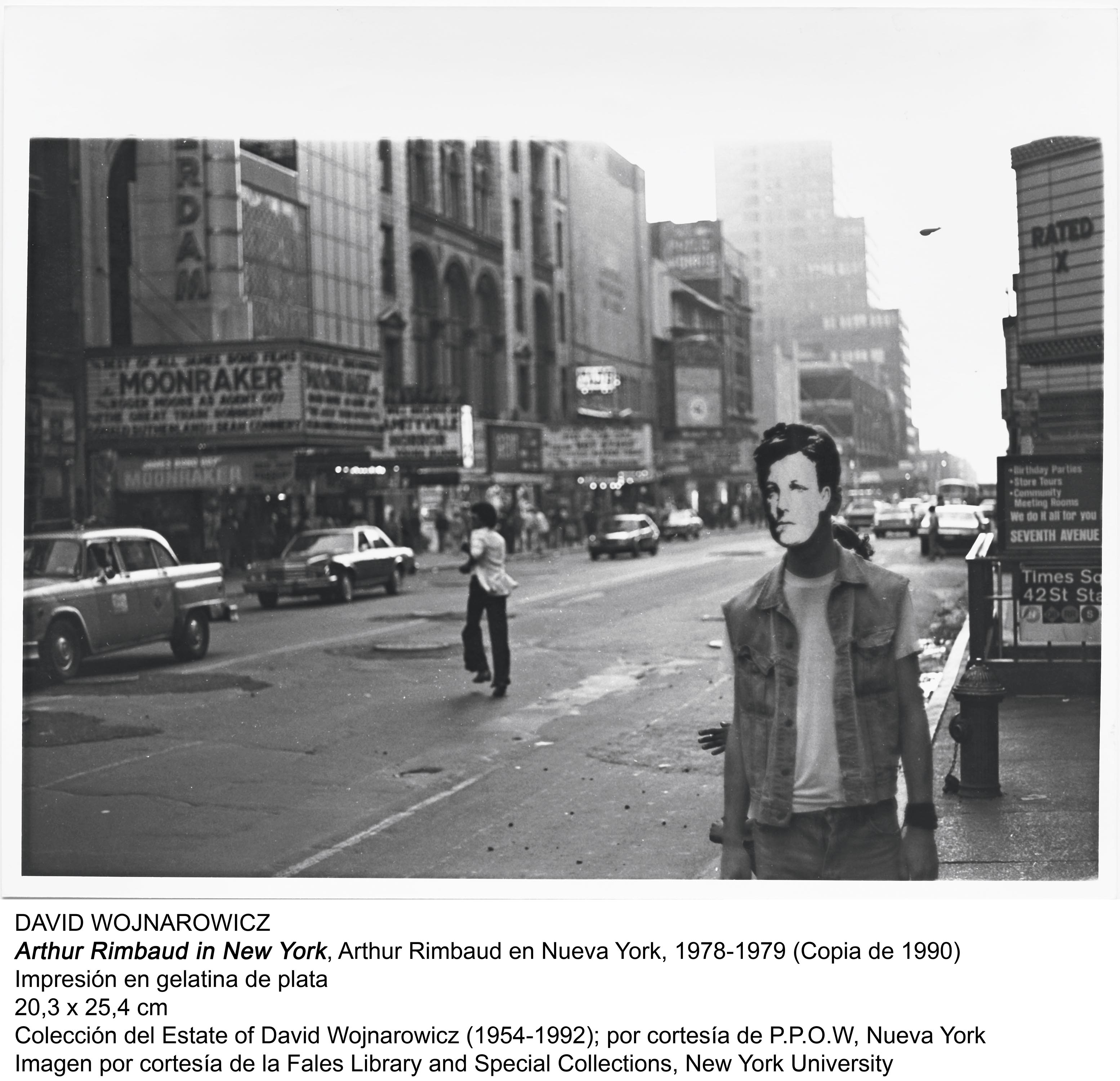 Arthur Rimbaud in New York 1978-1979 (1990) - David Wojnarowicz