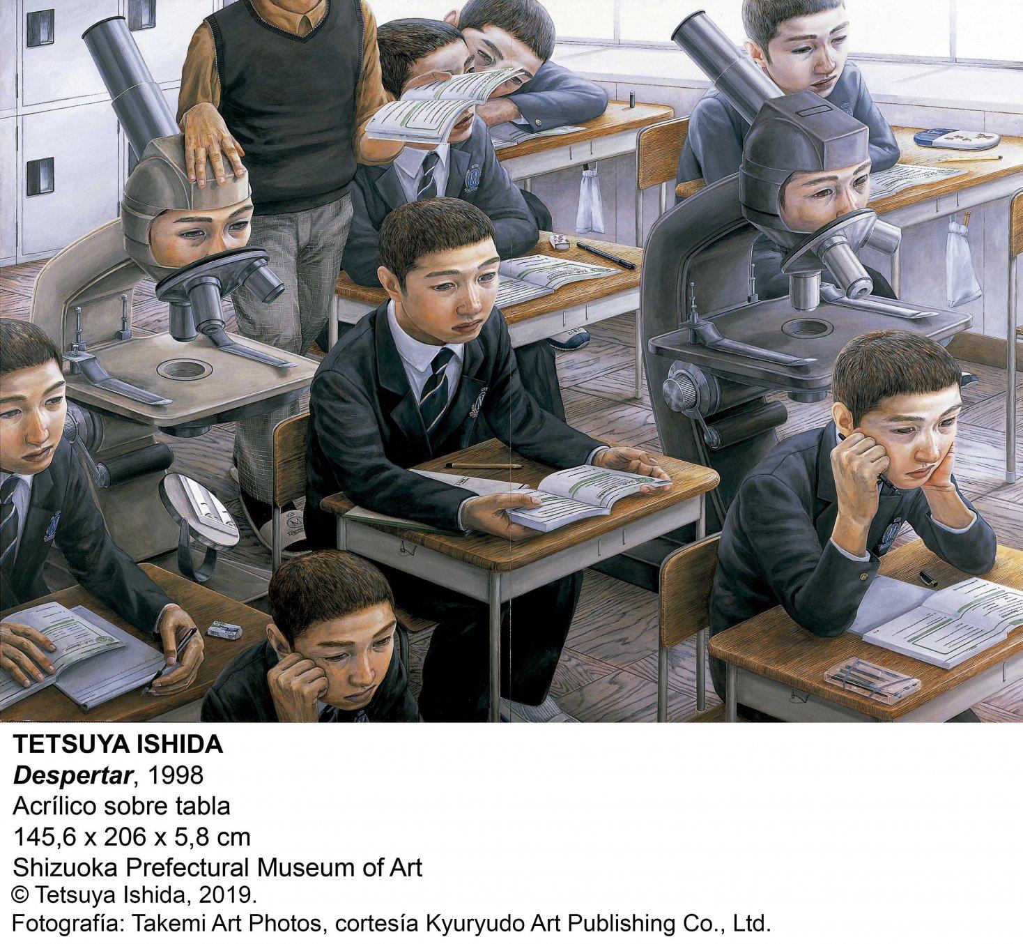 Despertar (1998) - Tetsuya Ishida