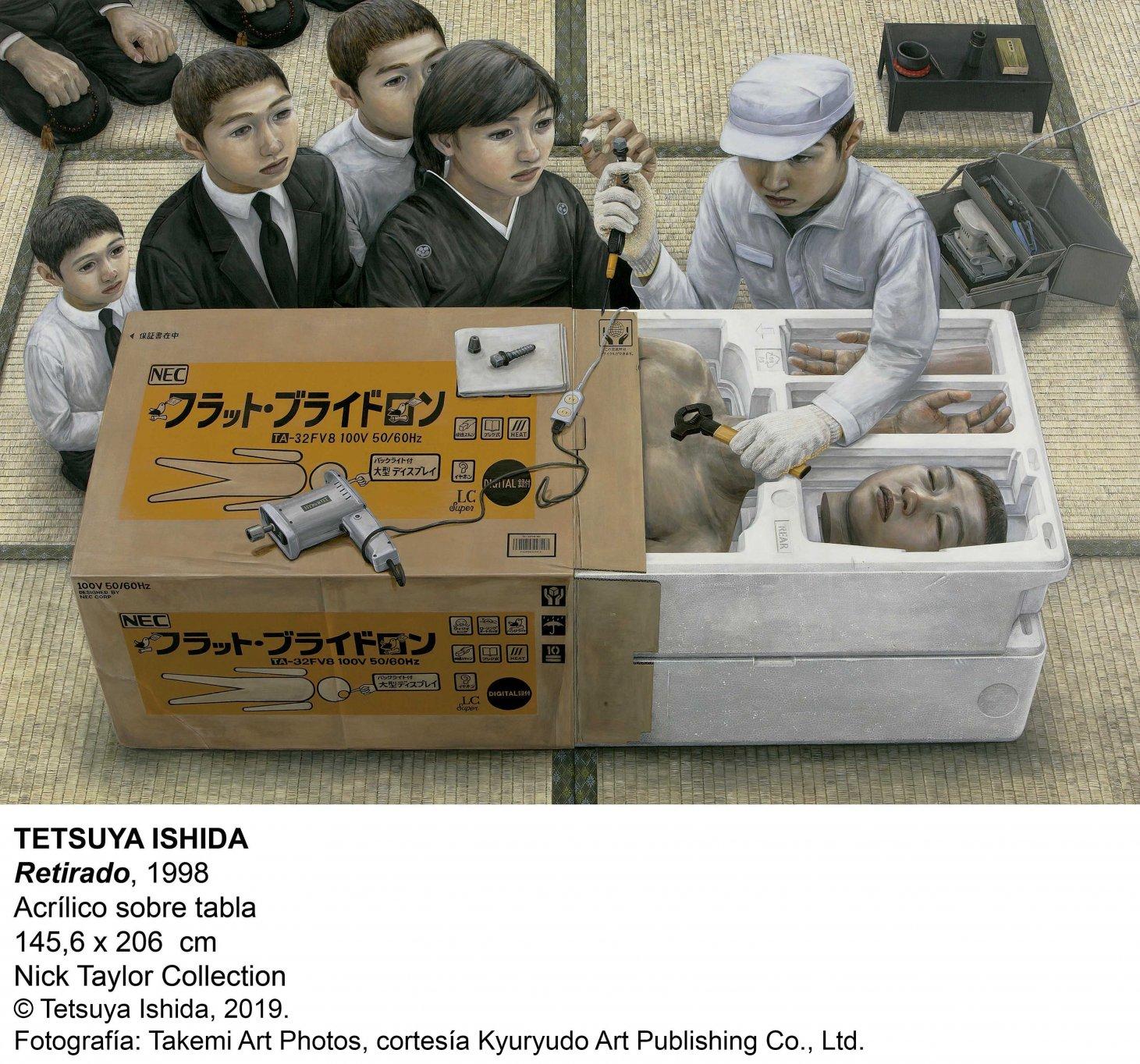 Retirado (1998) - Tetsuya Ishida