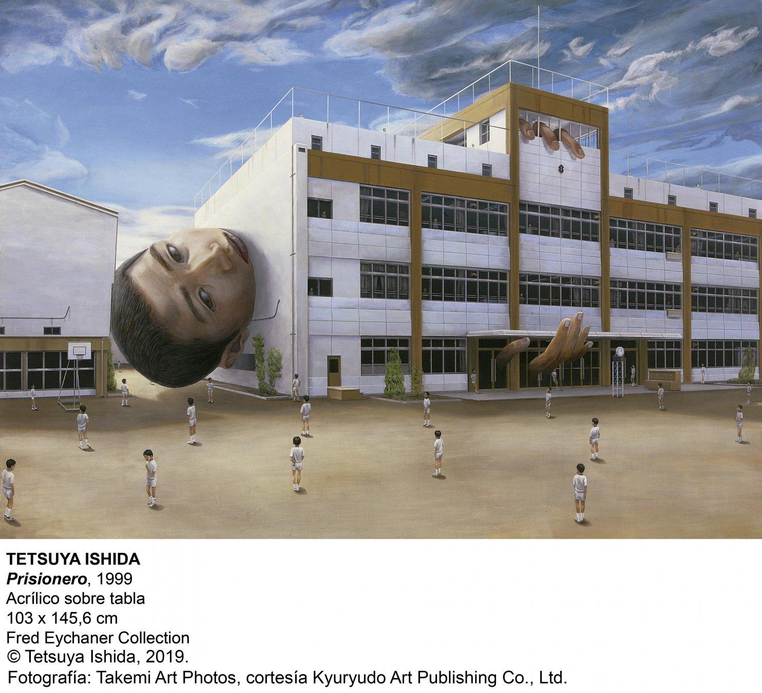 Prisionero (1999) - Tetsuya Ishida