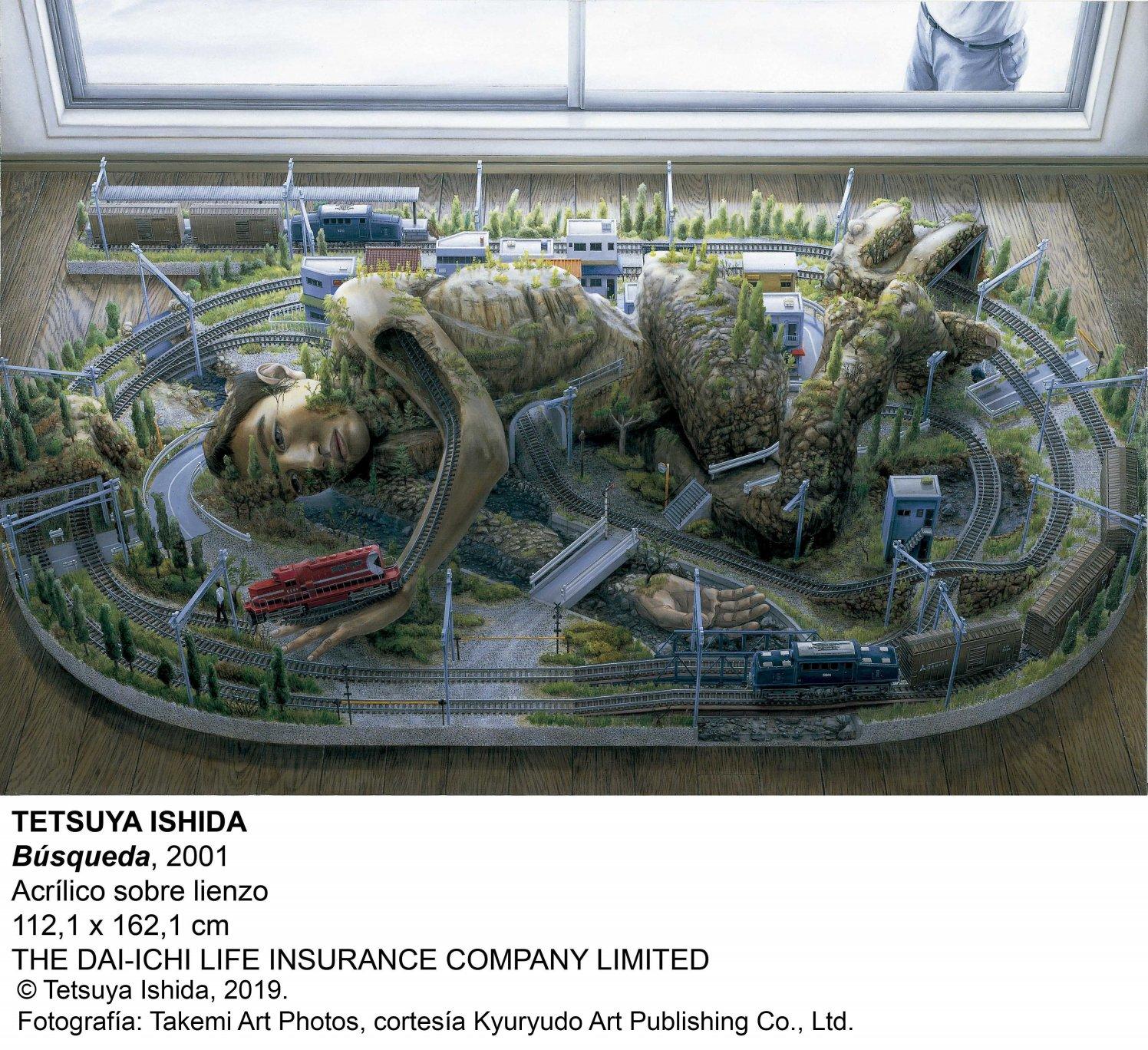 Búsqueda (2001) - Tetsuya Ishida