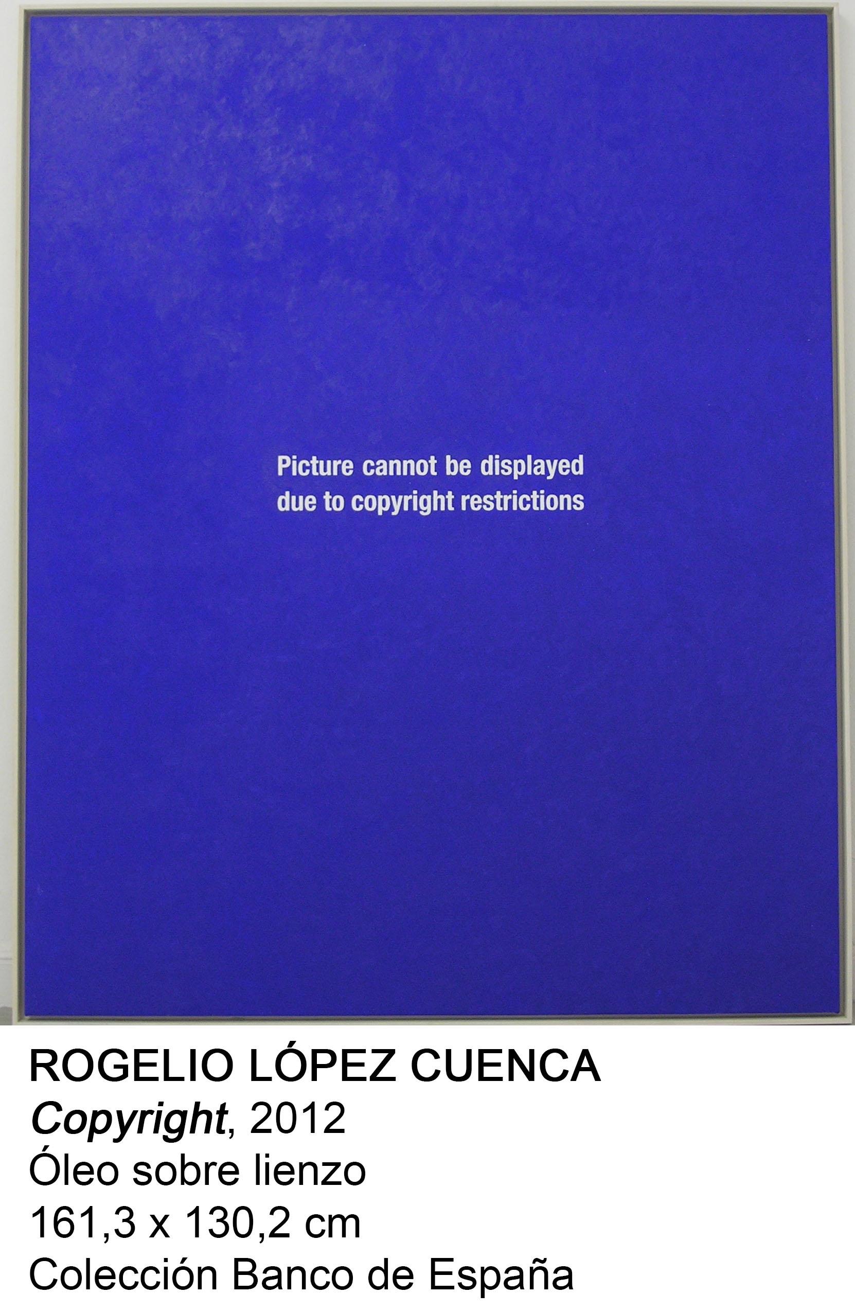 Copyright (2012) - Rogelio López Cuenca