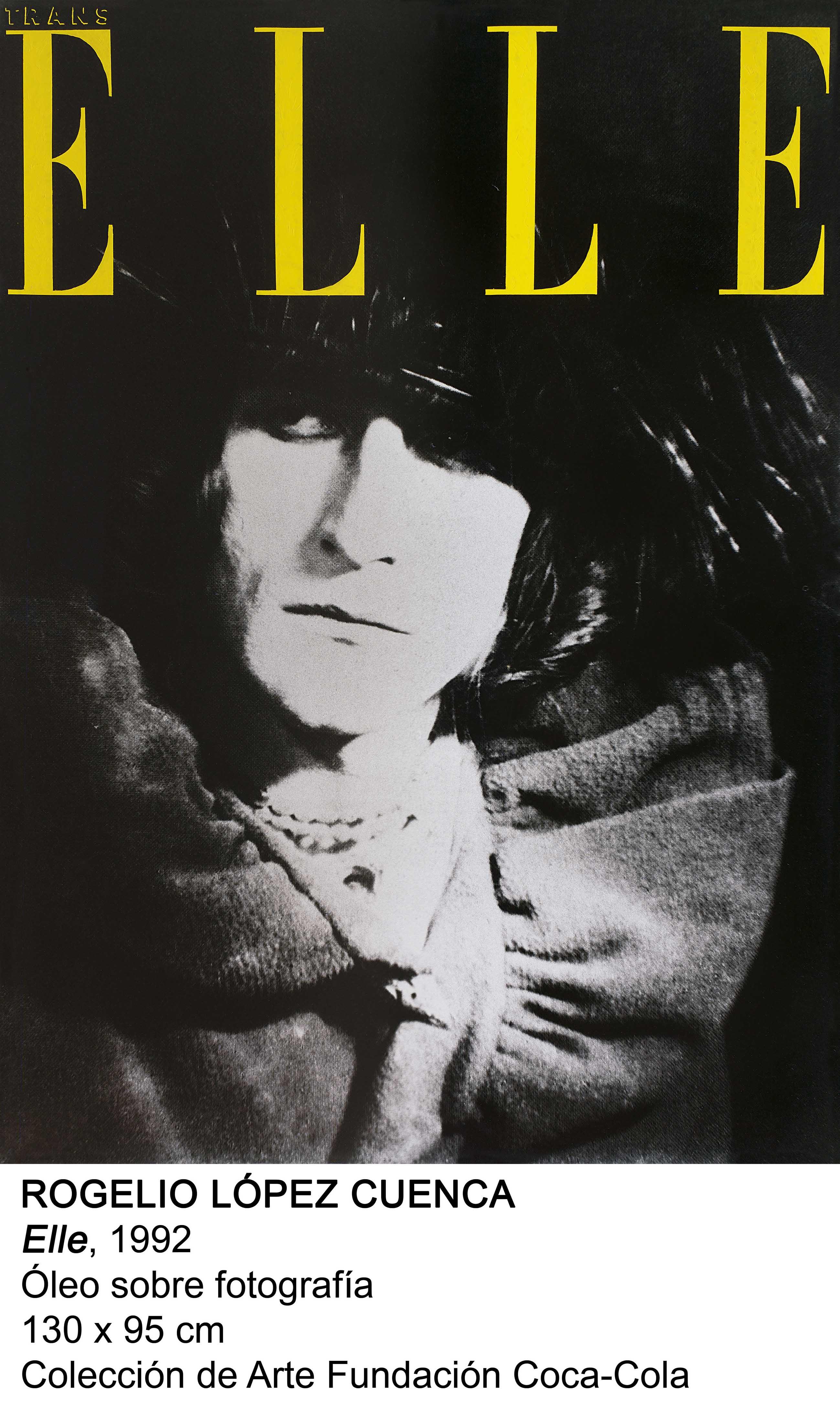 Elle (1992) - Rogelio López Cuenca