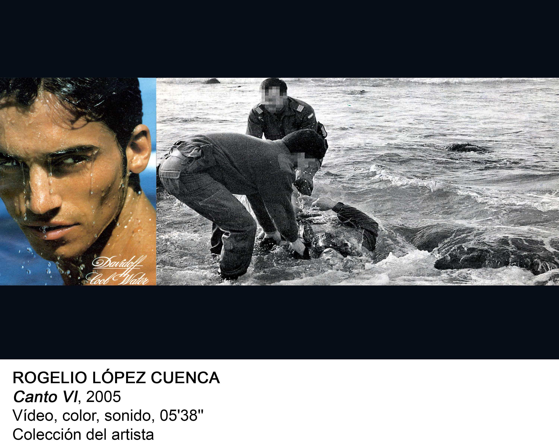 Canto VI (2005) - Rogelio López Cuenca