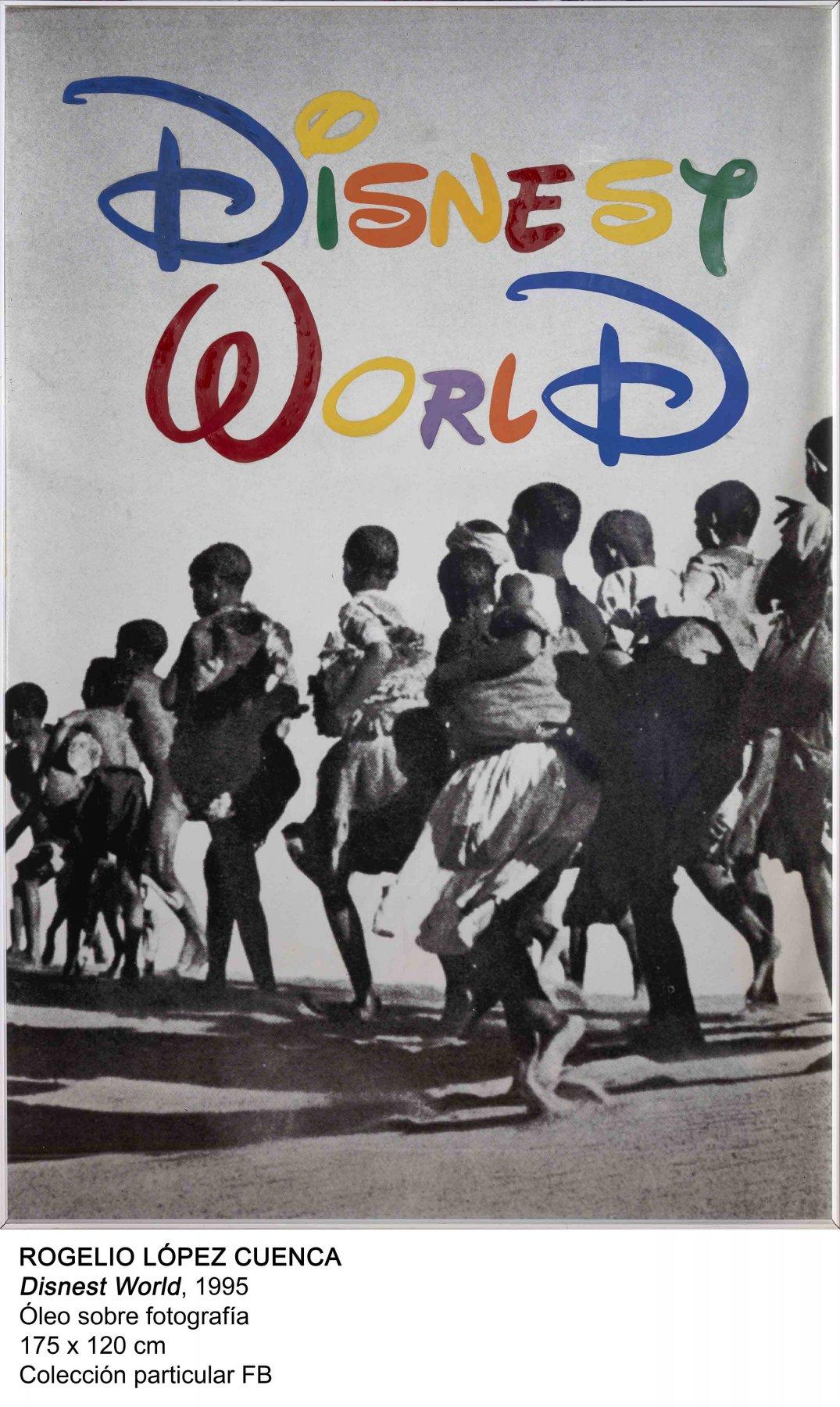 Disnest World (1995) - Rogelio López Cuenca