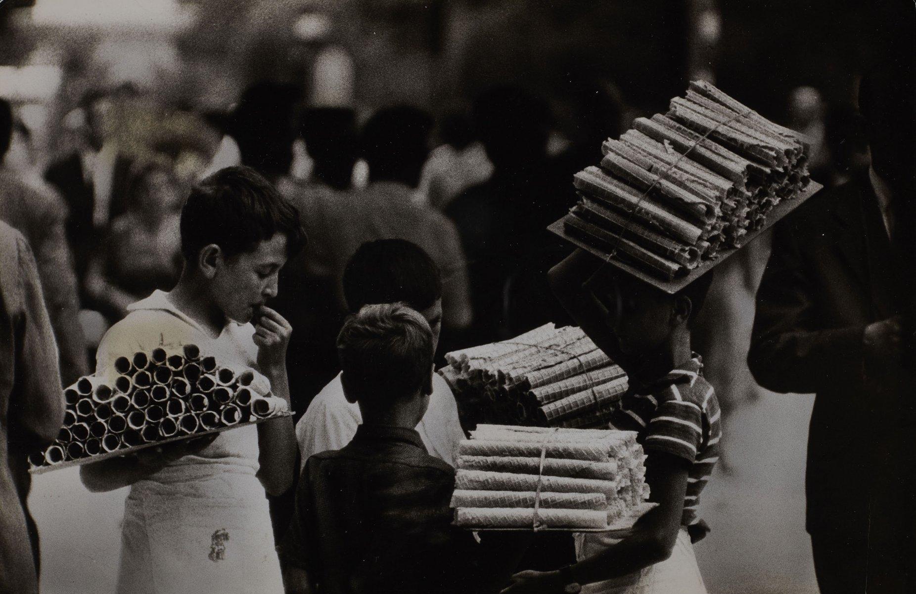 Vivir en Madrid (1967) - Francisco Ontañón