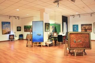 Galería Portal a l Art   Lola Llinares