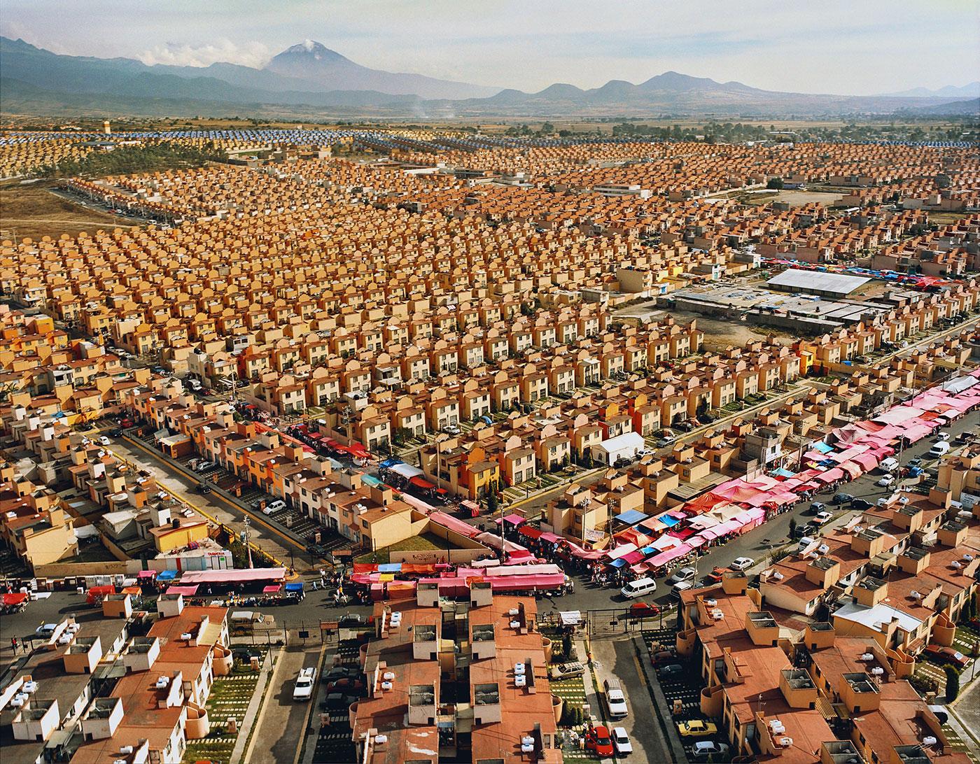 47,547 Homes for Mexico, Ixtapaluca, México