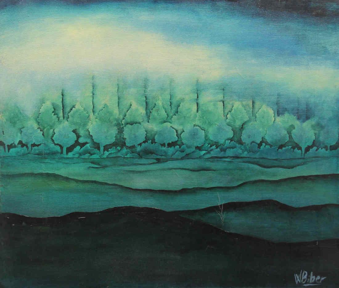 Árboles I (2017) - Viviana Verdugo Biber