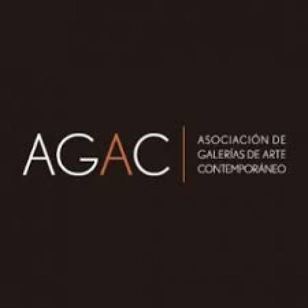 Logotipo. Cortesía de Asociación de Galerías de Arte Contemporáneo (AGAC)
