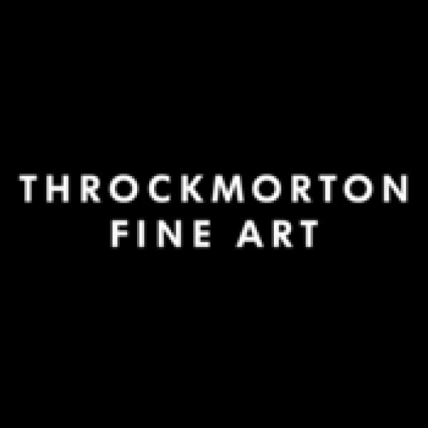 Logotipo. Cortesía de Throckmorton Fine Art