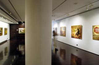 Sala de exposiciones Centro Fundación Caja Rioja - Gran Vía