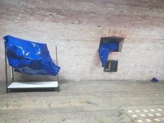 Forte Marghera_Ludovica Carbotta_Monowe(The Powder Room), 2019_Forte Marghera_58VeniceBiennale-3. Cortesía de Marta Cervera