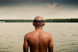 AguaCero, autor Oscar Leone, Video y foto performance