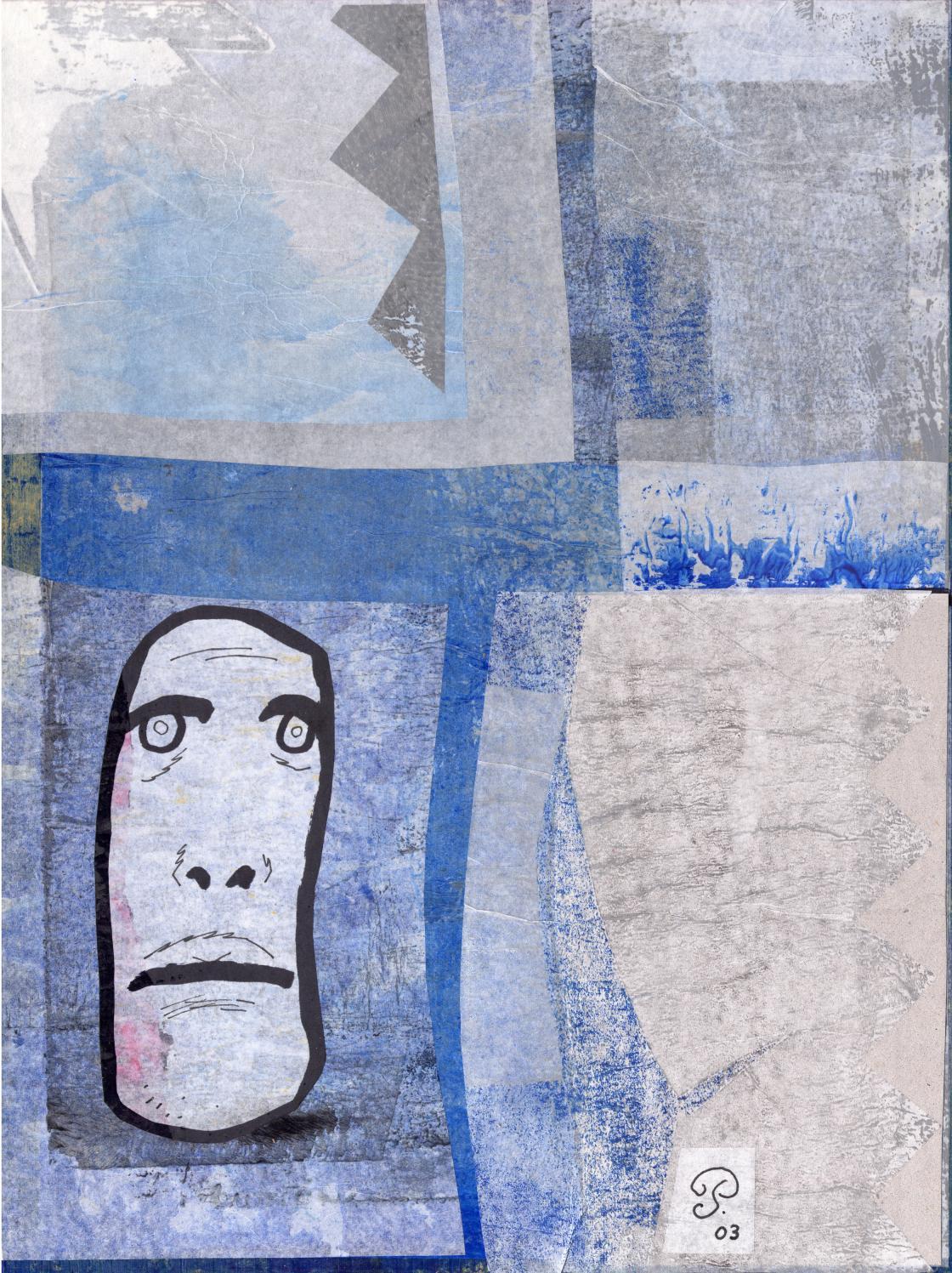 Cabeza mística (oración) (2009) - Pedro Fernández Cuesta