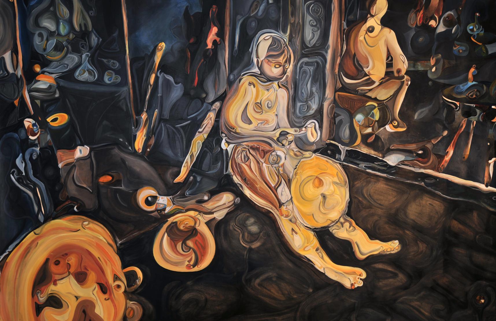 A Fez (2019) - Richard Martin - Richard Maya