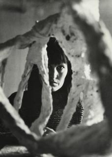 Retrato de Noemí Martínez. Fotografía de su hija Ana Mampaso, 1974