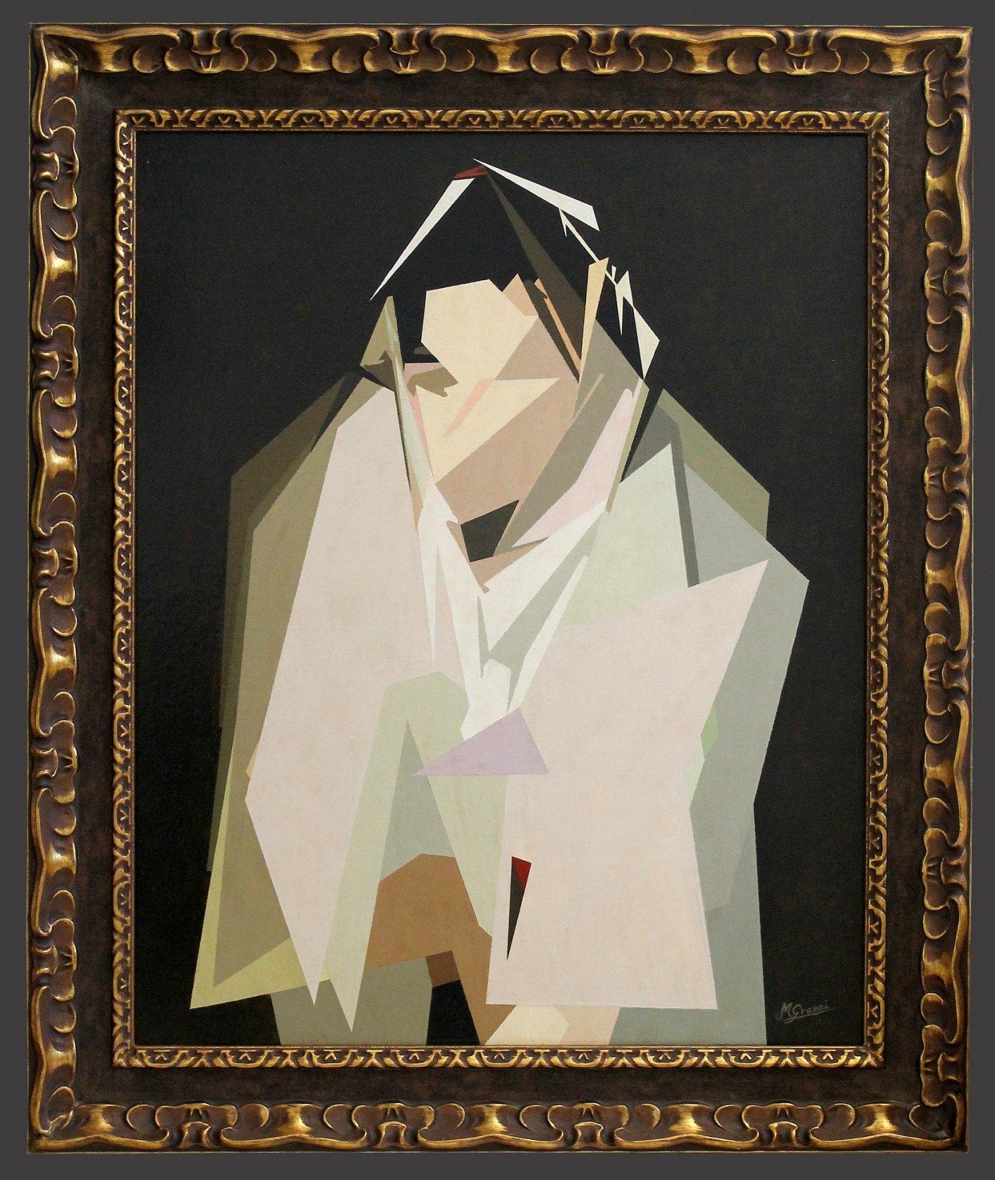 Lady With An Ermine (2019) - Manuel Granai Luna - Manuel Granai