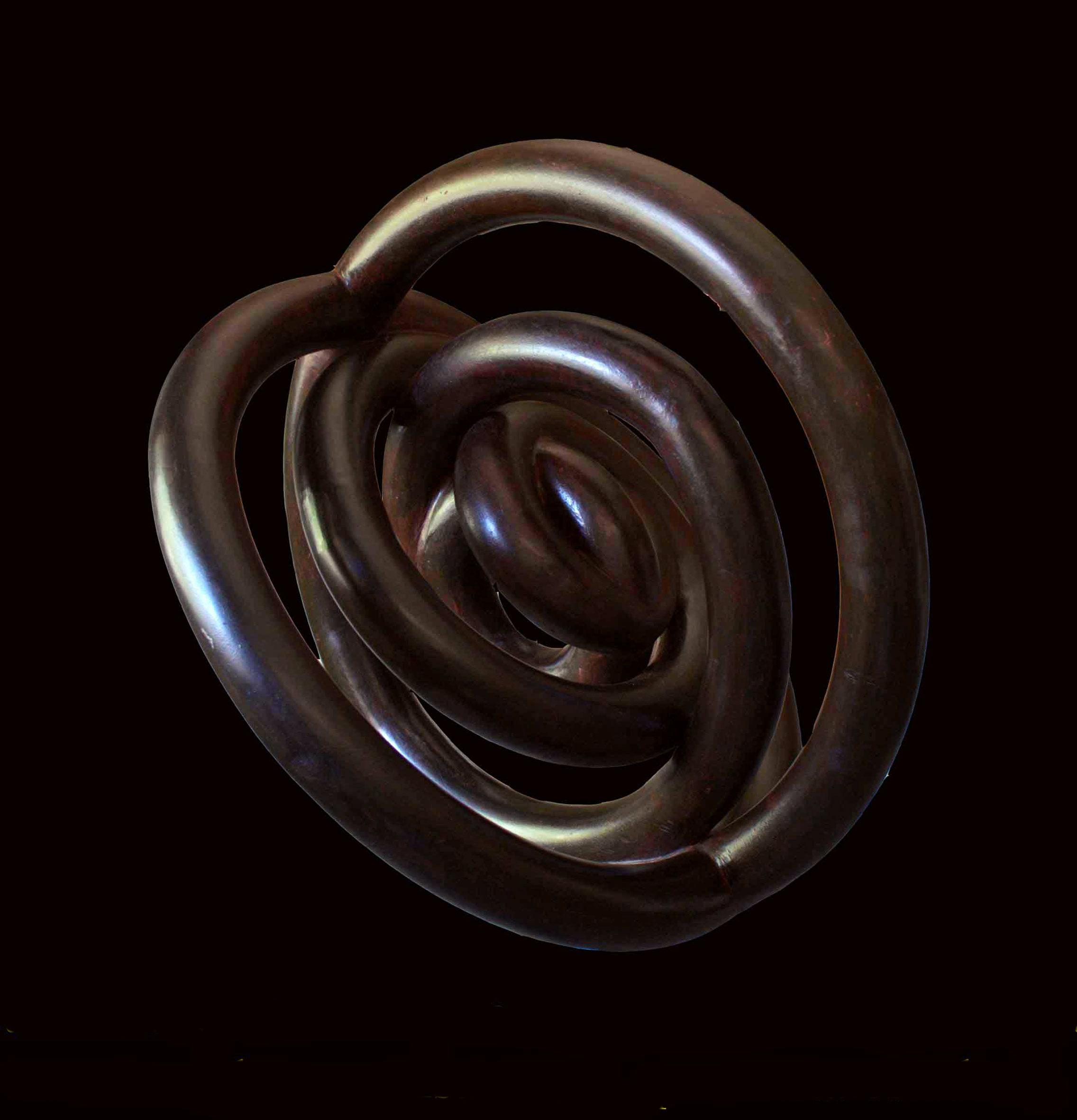 Doble espiral (1998) - Ángel Membiela
