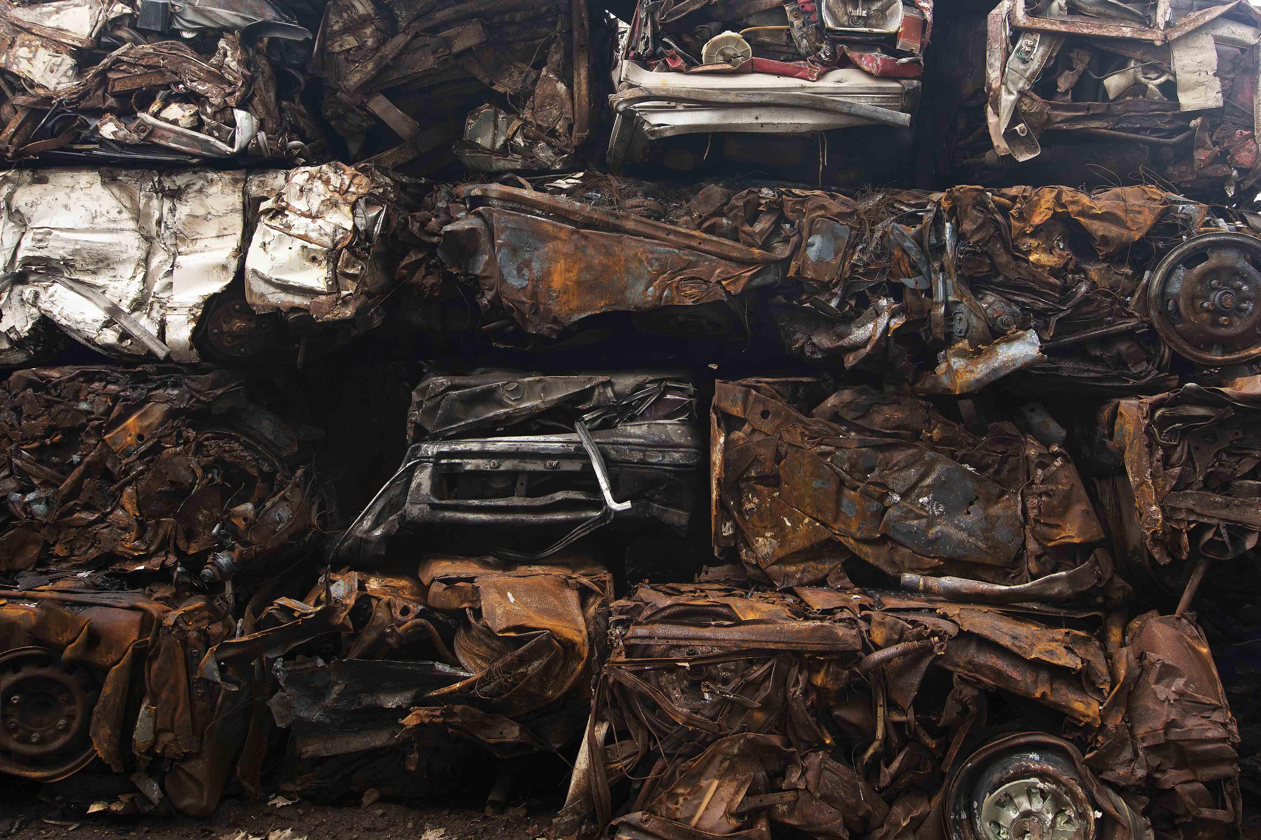 los paisajes del exceso 1 (2016) - Rodrigo Opazo