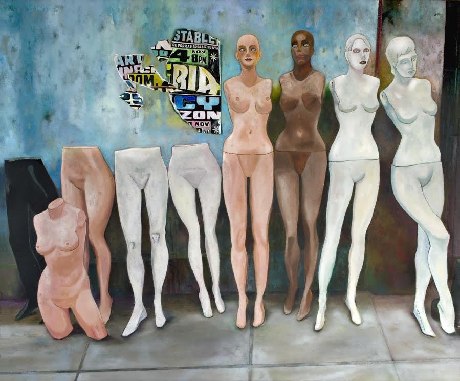 maniquies (2015) - Enrique Polanco
