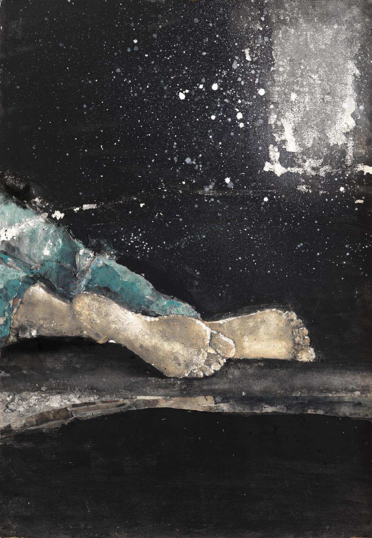 Bajo la noche (2008) - Rossana Zaera Clausell