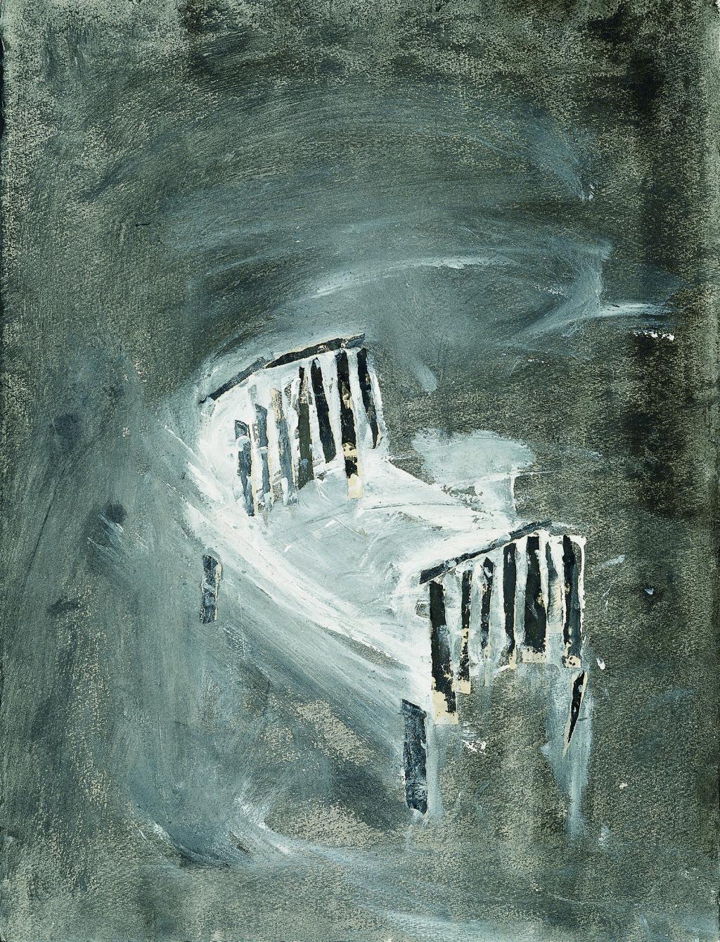 La cama escayolada (2001) - Rossana Zaera Clausell