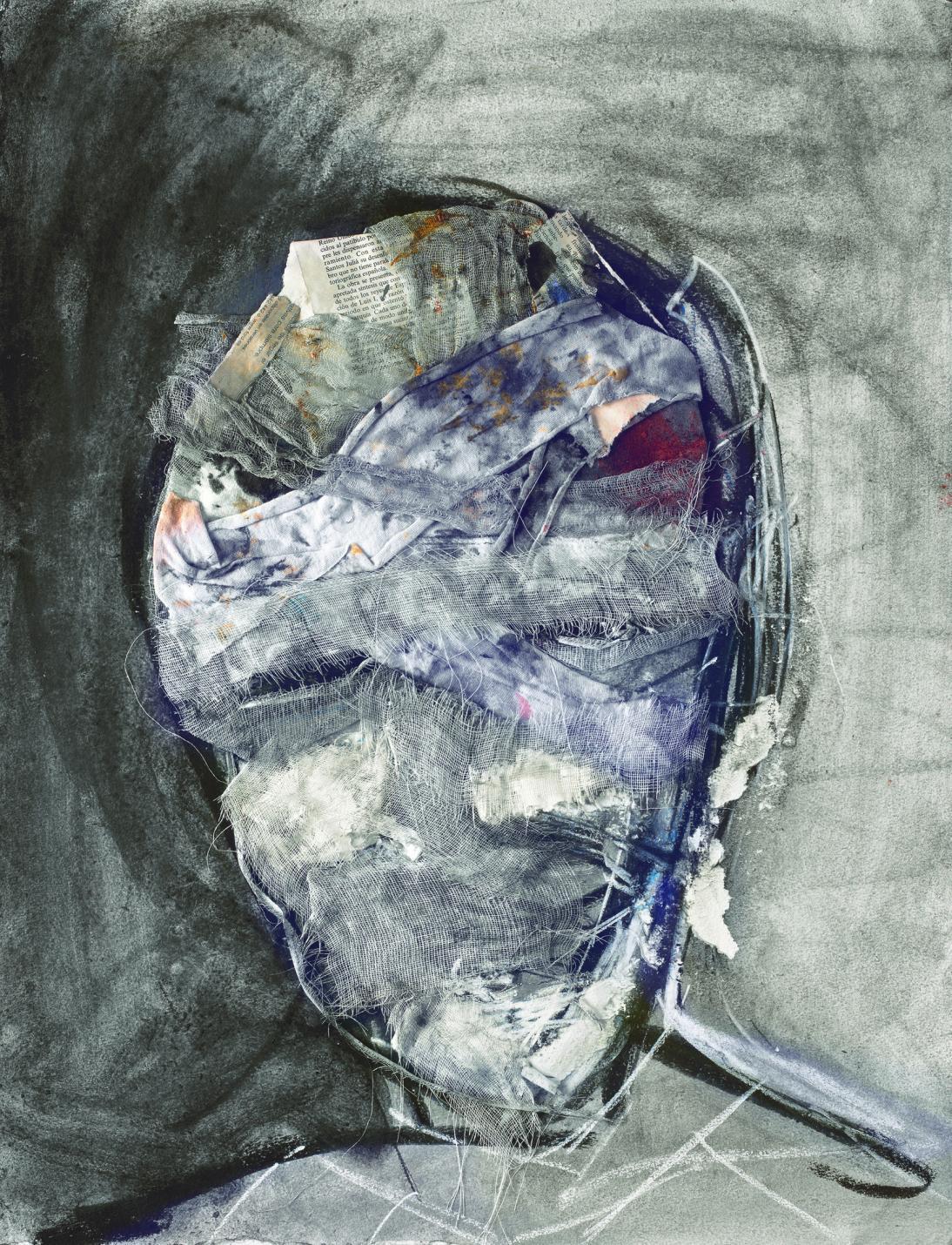 Fantasma Herido (2002) - Rossana Zaera Clausell