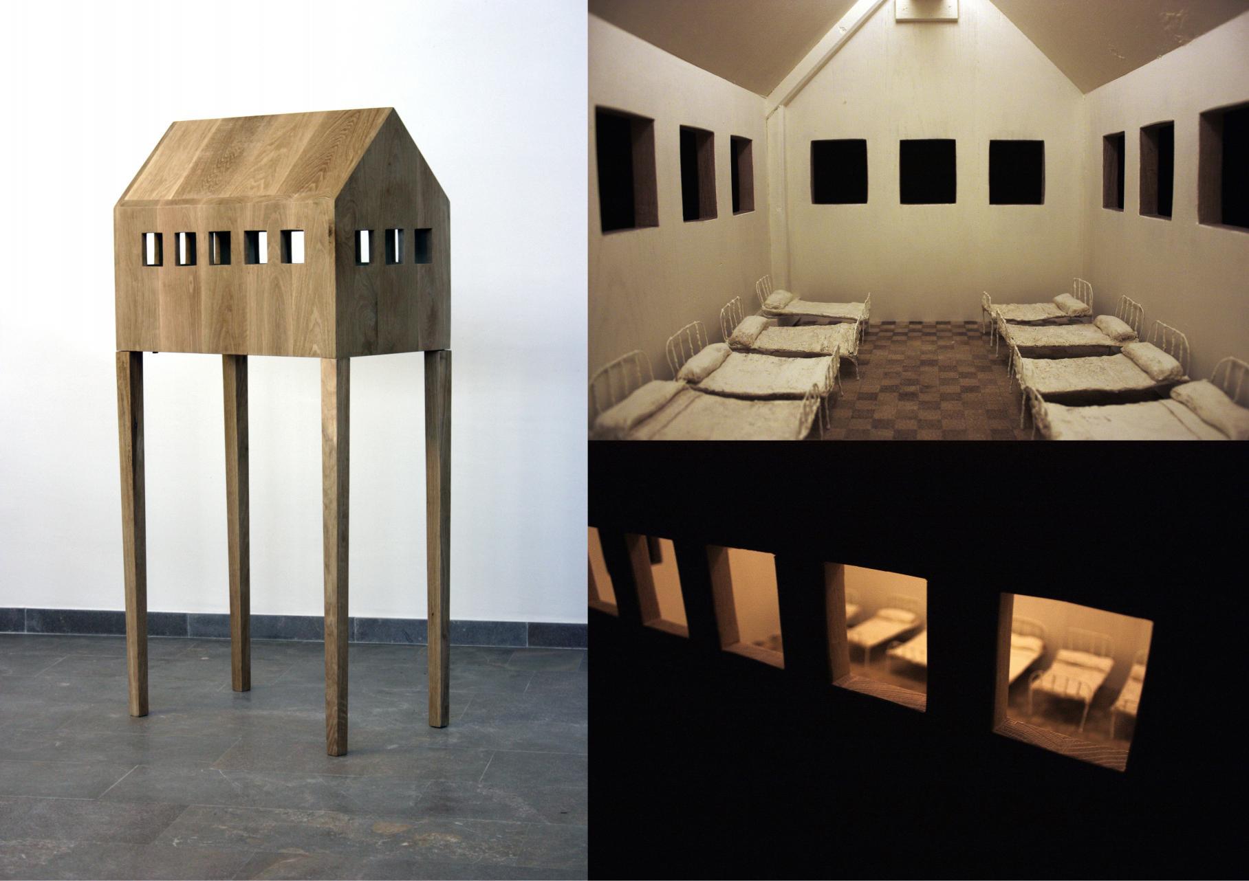 La casa grande (Hospital de muñecas) (2011) - Rossana Zaera Clausell
