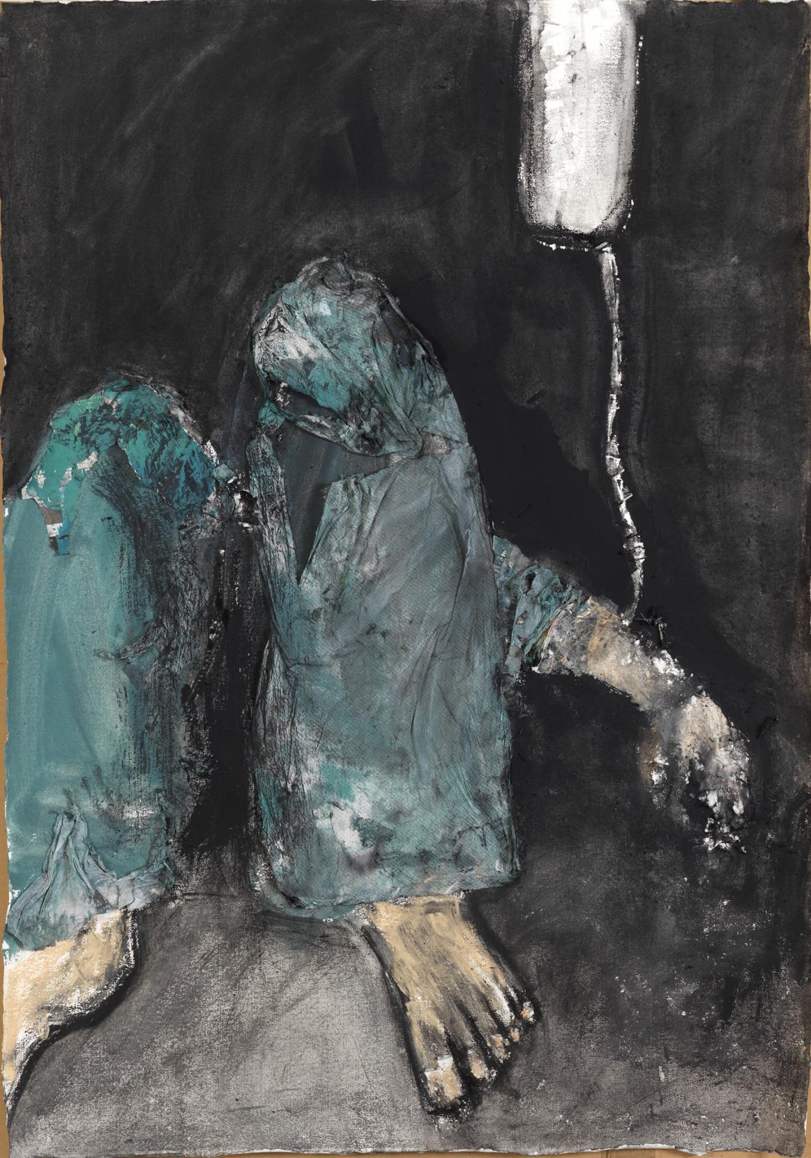 La espera (2008) - Rossana Zaera Clausell