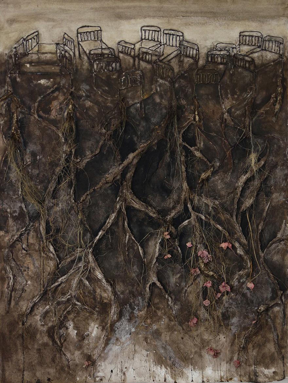 Sobre raíces (2015) - Rossana Zaera Clausell