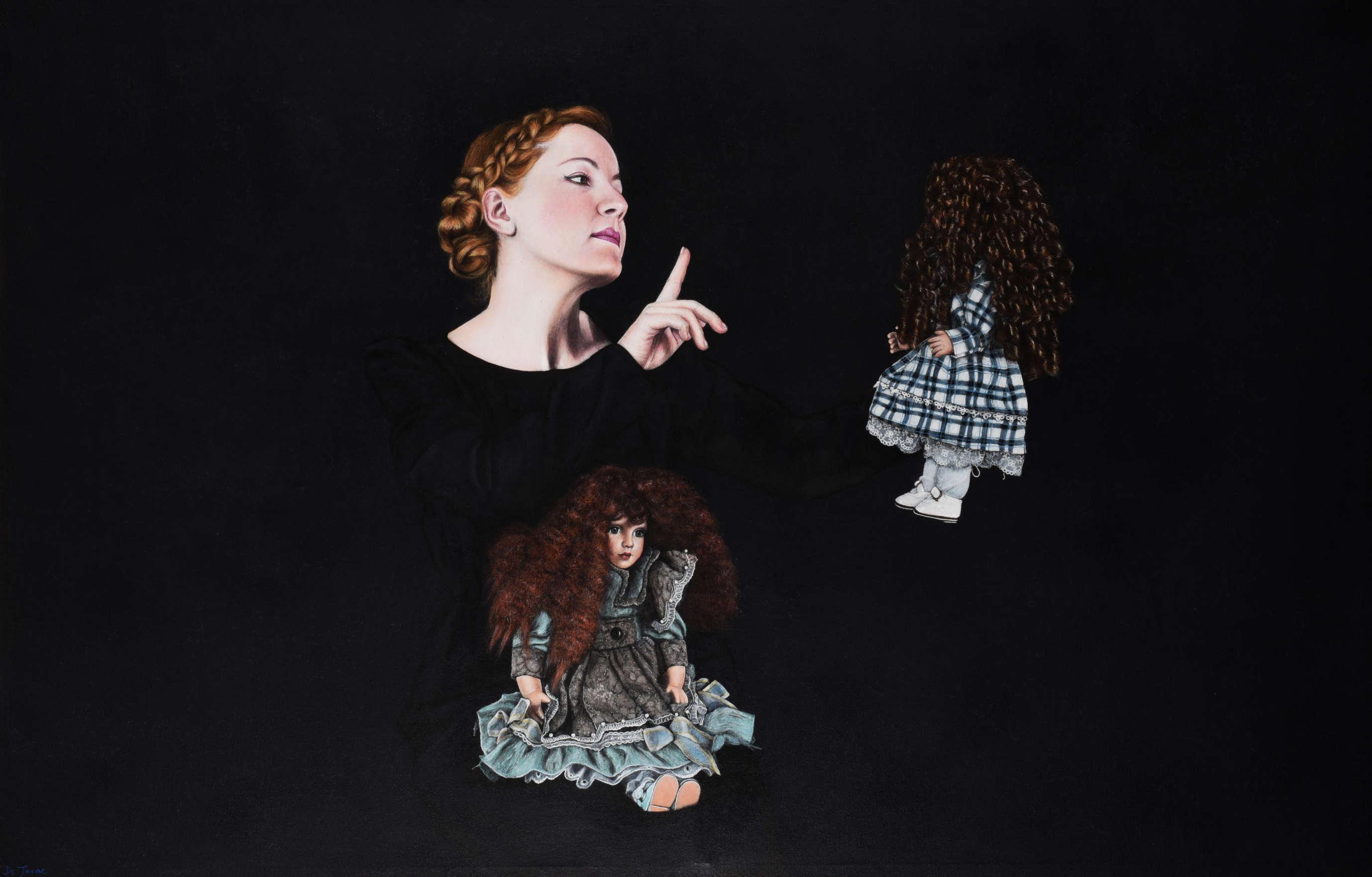 Hablando con muñecas (2016) - Sandra De Jaume
