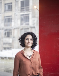 Isabella Rjeille. Fotografía de Victoria Negreiros. Cortesía del MASP