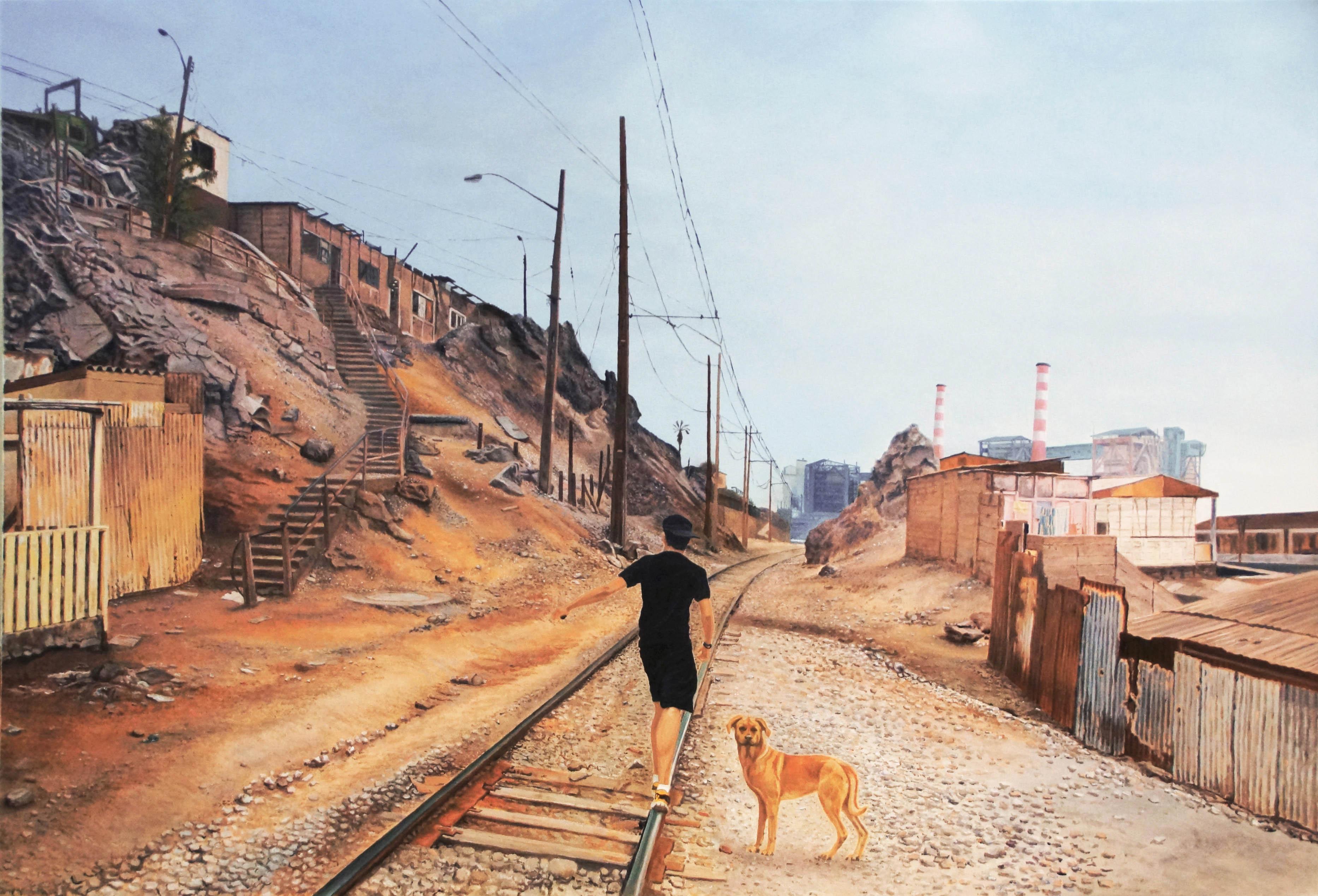 Tocopilla Triste (2014) - Jorge Mauricio Mella Sarria