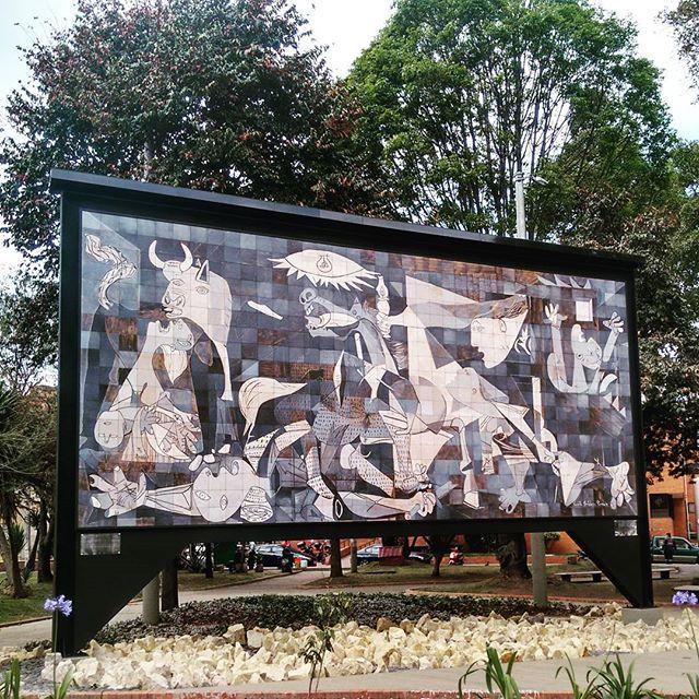 Reproducción Guernica (2007) - Violeta Betolaza Román