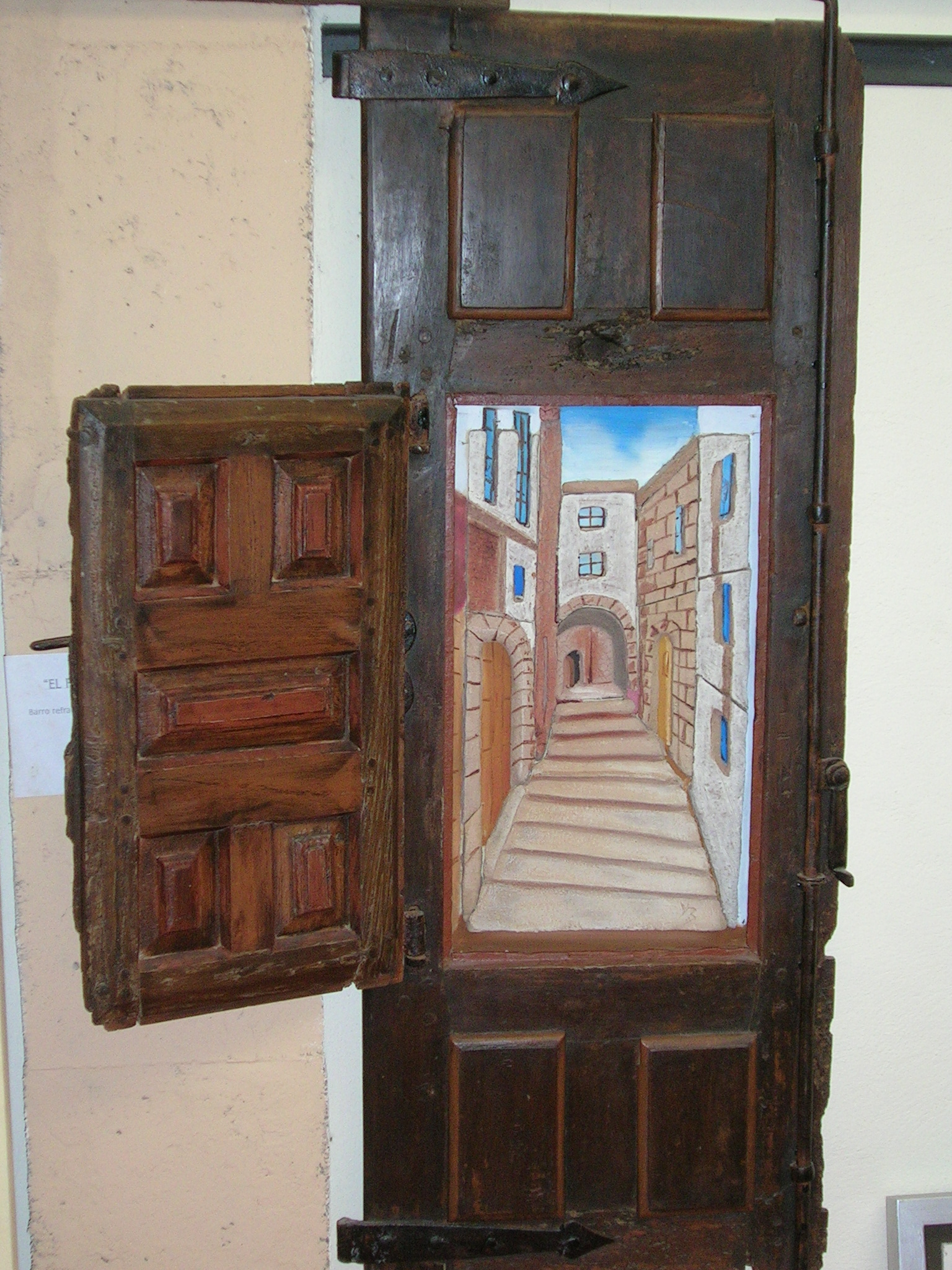 Escalinata (2006) - Violeta Betolaza Román