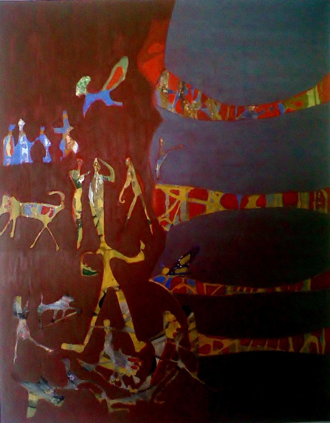 Cuatro bandas (2016) - Rodelona