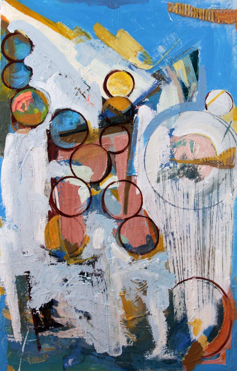 Desagües I (2020) - Ana Martínez Fernández - artesanamartinez
