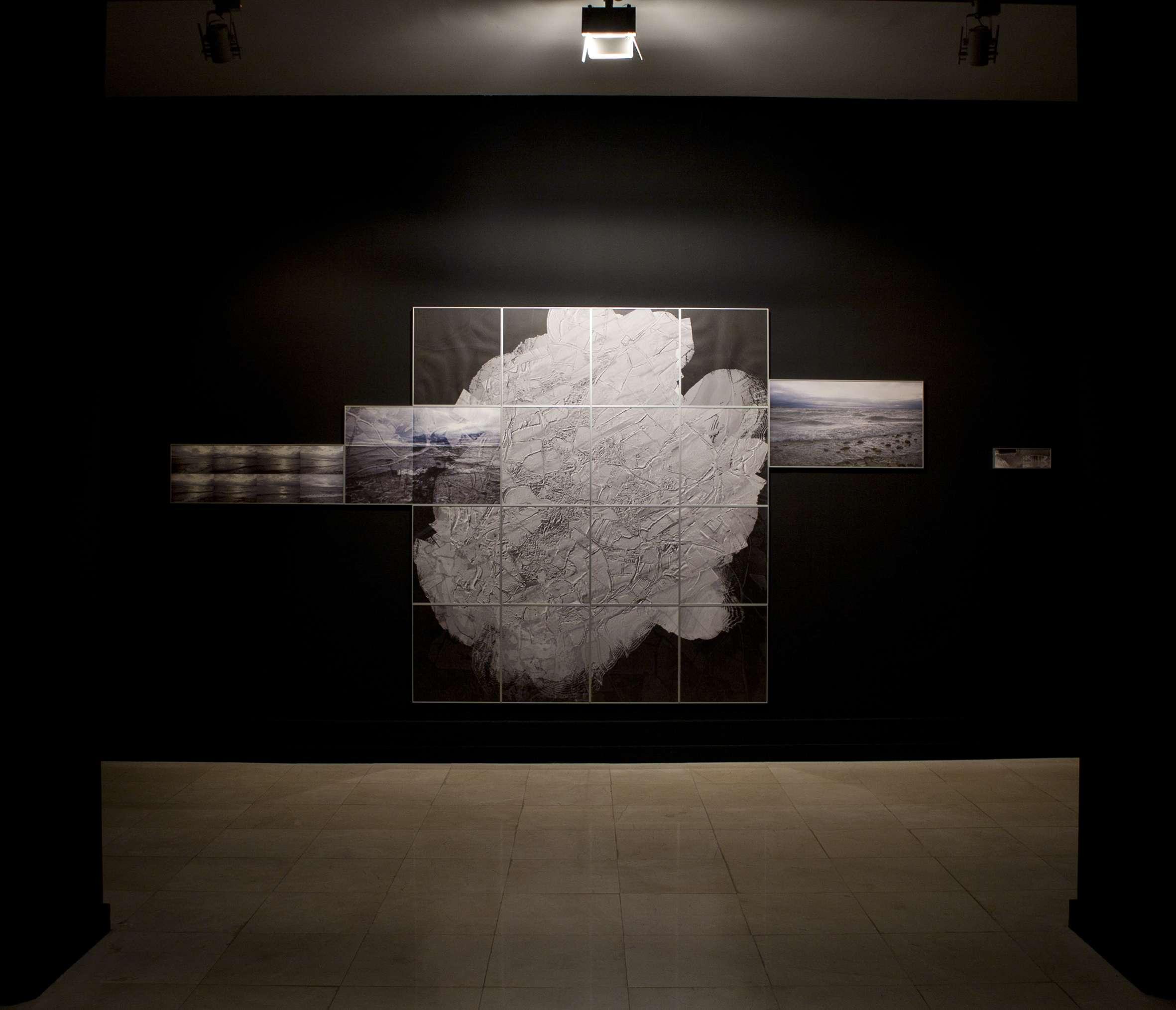 Mapa de un lugar desaparecido (2011) - Bárbara Fluxá