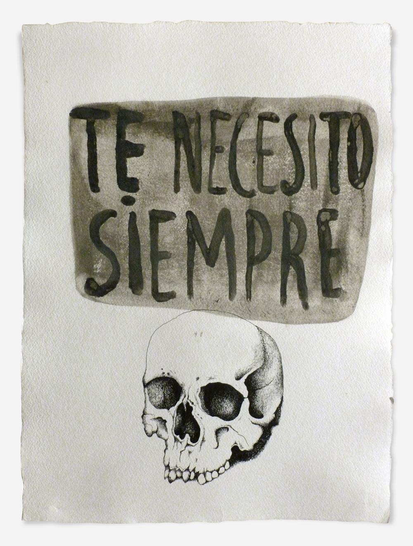 Te necesito siempre