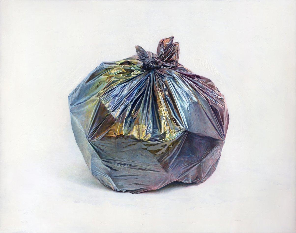 Bin Bag (2017) - David Agenjo